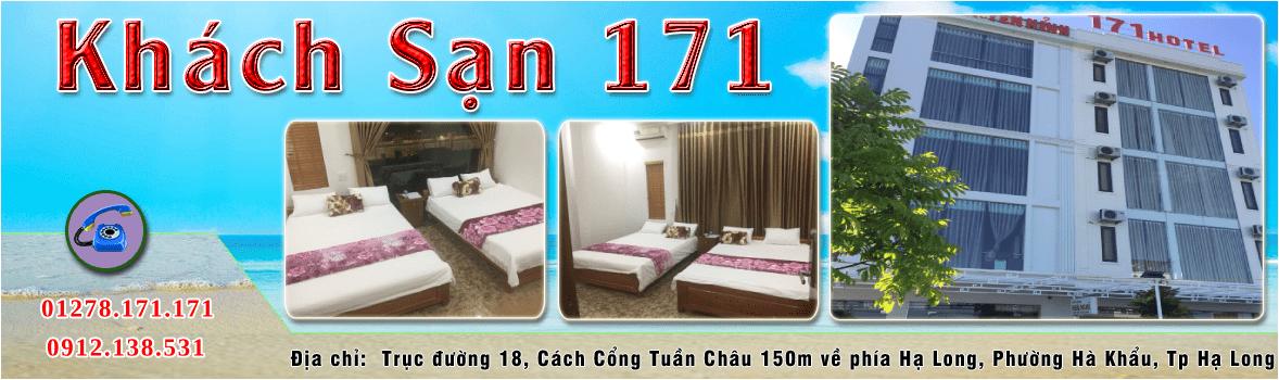 01278.171.171 - Khách Sạn 171 - Khách sạn giá rẻ uy tín nhất Hạ Long,Quảng Ninh