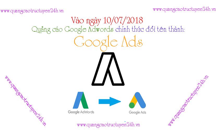 Quảng cáo Google Adwords có lợi gì không? (Google Ads từ 10/7/2018)