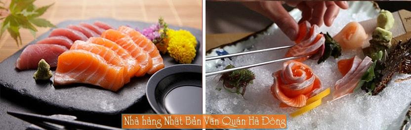 Giới thiệu Nhà hàngNhật Bản Văn Quán Hà Đông