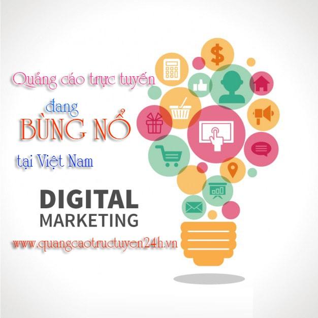Ngành Digital Marketing đang bùng nổ mạnh mẽ tại Việt Nam