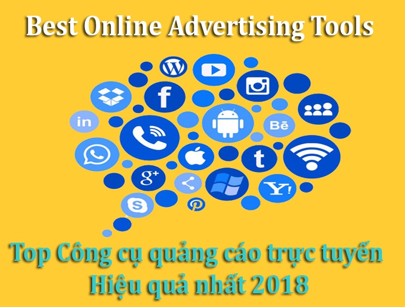 Top Công cụ quảng cáo trực tuyến hiệu quả nhất