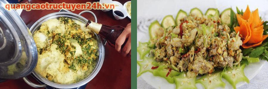 Nhà hàng ngon chất lượng tại Phú Thọ