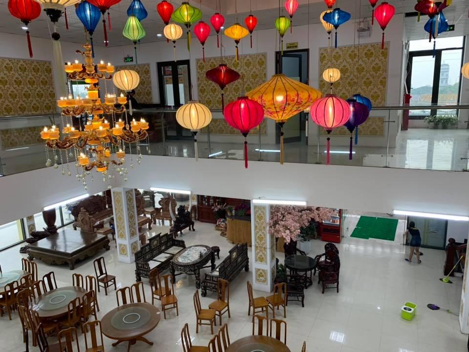Không gian Nhà hàng đặc sản đồng quê tại Hưng Yêu