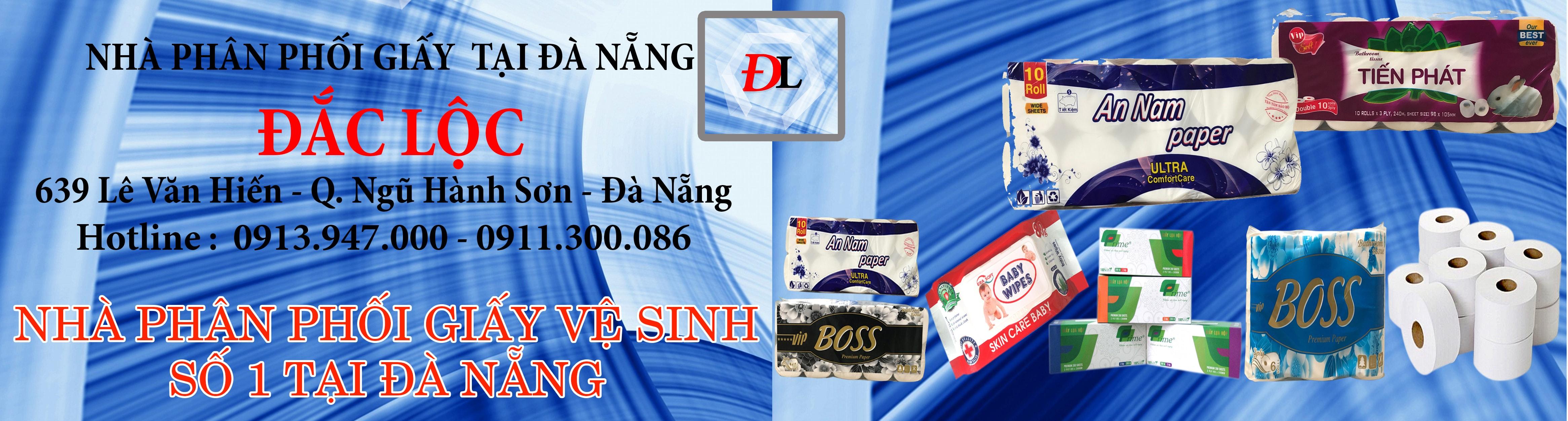Giấy Đắc Lộc - Nhà Phân Phối Giấy Đà Nẵng