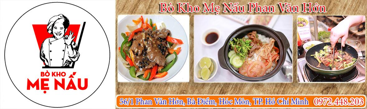 BAnner Bò Kho Mẹ Nấu Phan Văn Hớn