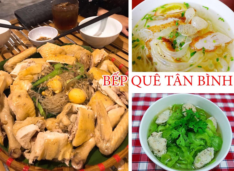 Bếp quê Tân Bình - Quán đặc sản ngon tại quận Tân Bình