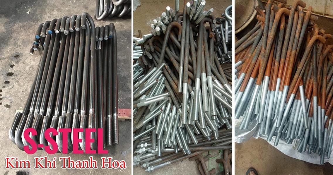 Một số sản phẩm tại cơ sở Kim khí Thanh Hoa