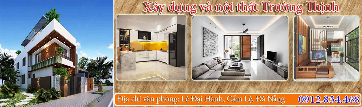 Tư vấn thiết kế thi công trọn gói nhà phố Đà Nẵng