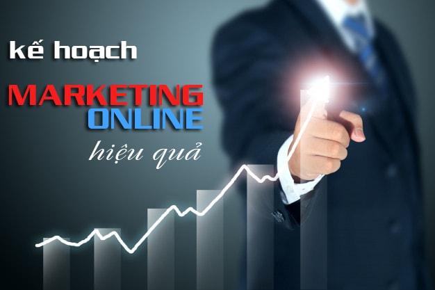 Kế hoạch Marketing Online hiệu quả