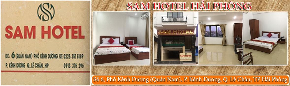 BAnner-Sam Hotel Hải Phòng