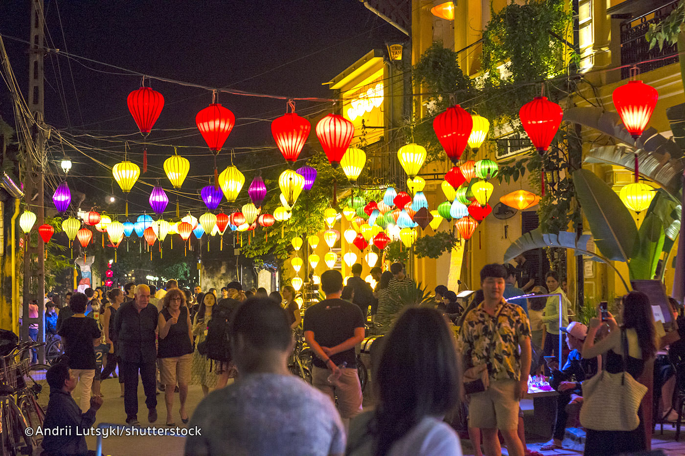 Hoi An Market cách villa 3,5 km