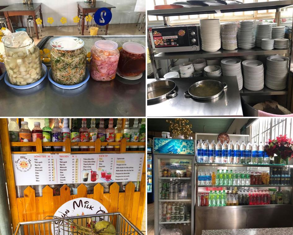 Tiệm Cơm Kim Nga Bảo Lộc chuyên phục vChuyên phục vụ cơm phần - cơm dĩa - cơm hộp - cơm gia đình với giá cả bình dân, phải chăngụ cơm phần - cơm dĩa - cơm hộp - cơm gia đình với giá cả bình dân, phải chăng