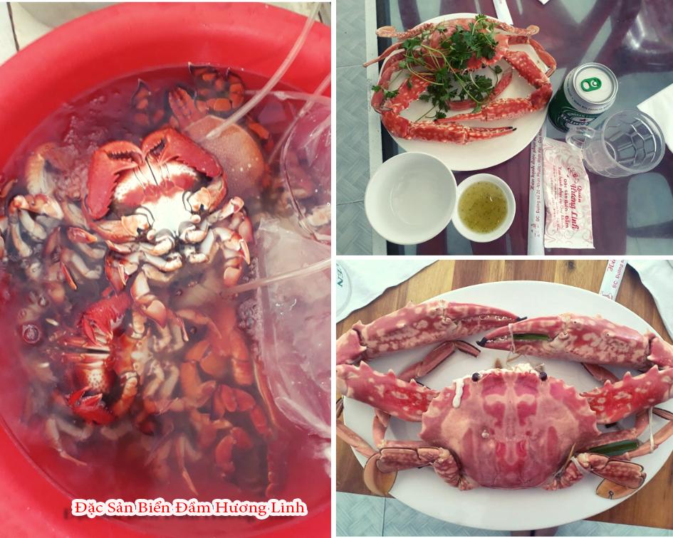 Hương Linh là điểm dừng chân ăn uống khi đến với thành phố Quy Nhơn