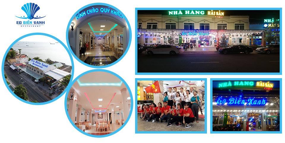 Hình ảnh tổng quan về Nhà hàng Eo Biển Xanh Vũng Tàu