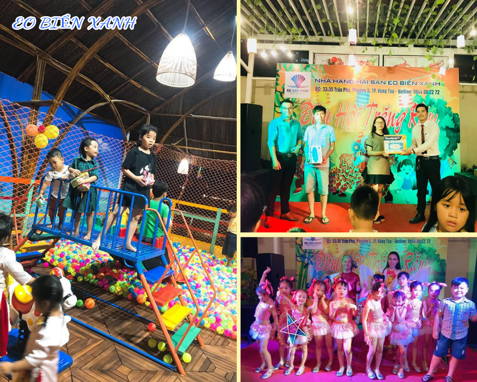 Eo Biển Xanh Vũng Tàu - nơi được chọn để tổ chức các sự kiện tại Vũng Tàu