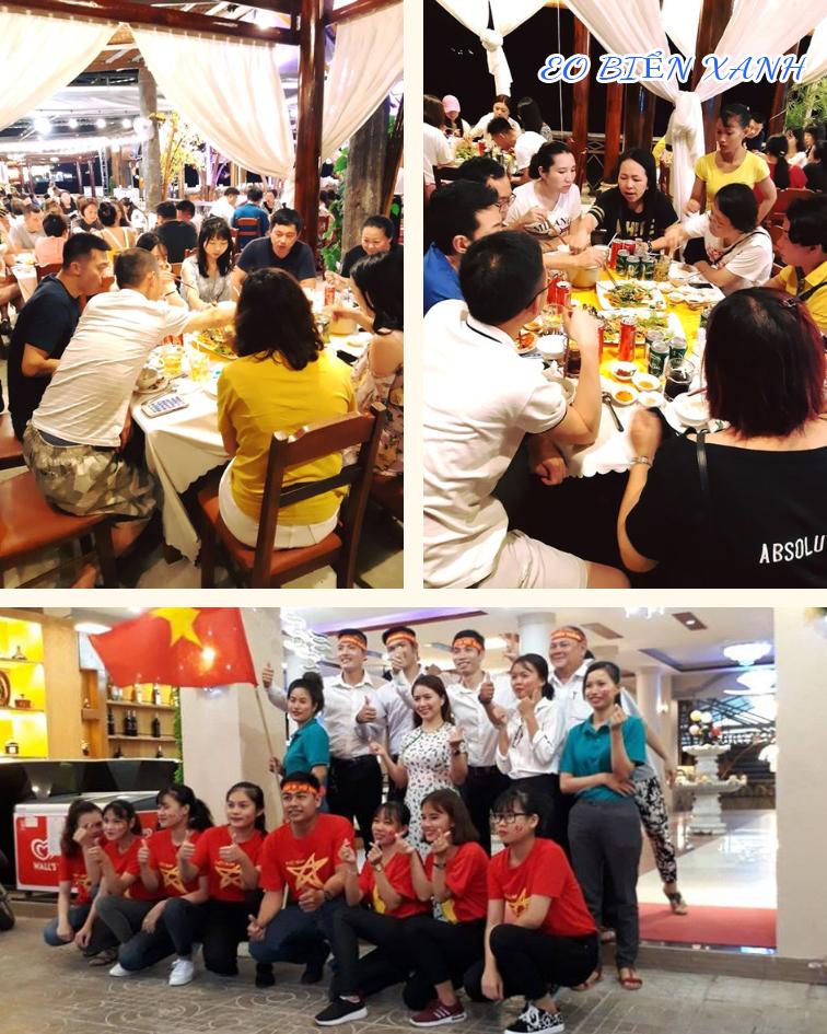 Eo Biển Xanh Vũng Tàu - nơi được chọn để tổ chức các sự kiện chuyên nghiệp