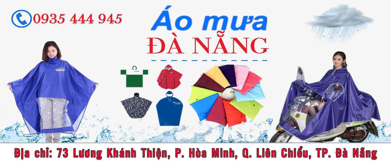 banner áo mưa đà nẵng