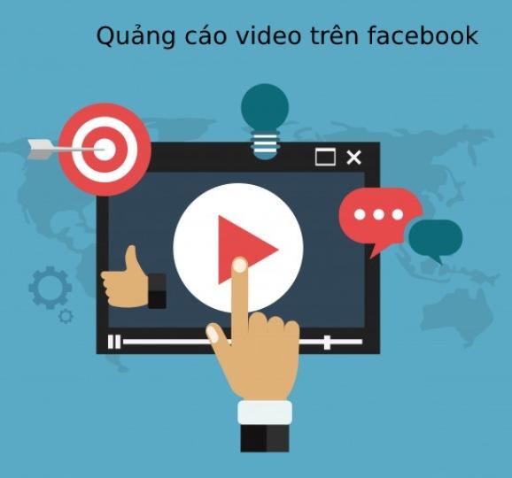 Hình ảnh minh hoạ quảng cáo video trên facebook