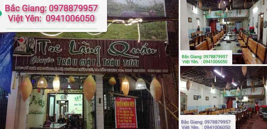 Cơ sở 2 Tre Làng Quán Bắc Giang