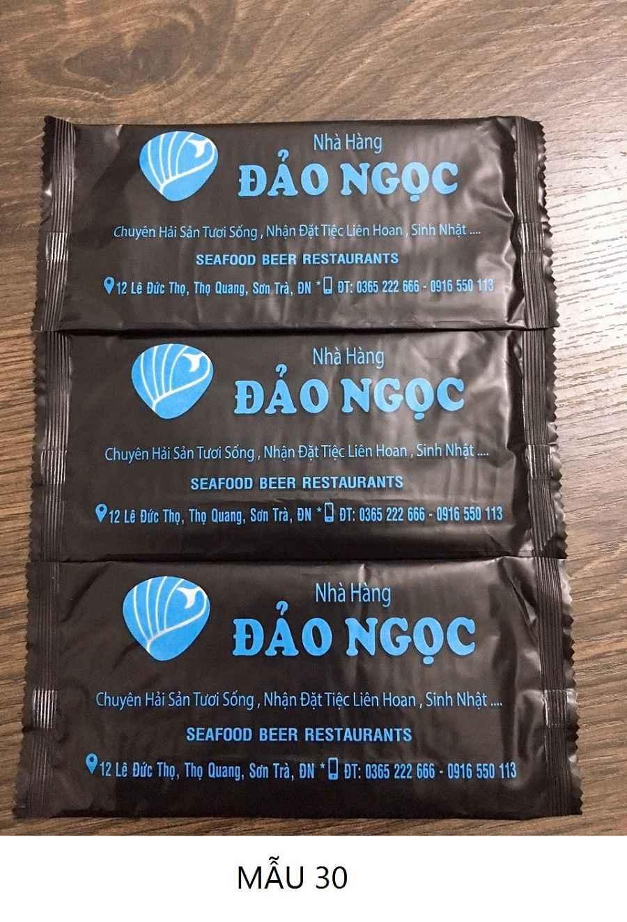 Chuyên cung cấp phân phối Khăn lạnh Đà Nẵng