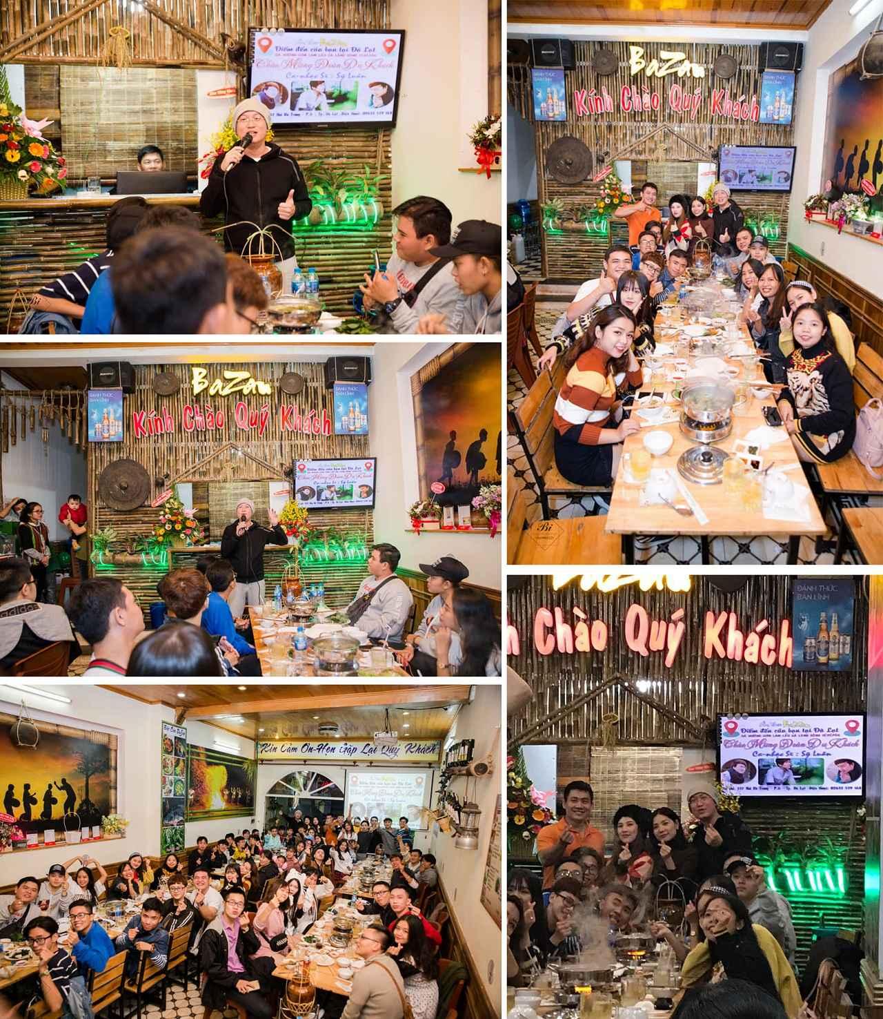 Nhà hàng cơm lam gà nướng nổi tiếng tại Đà Lạt