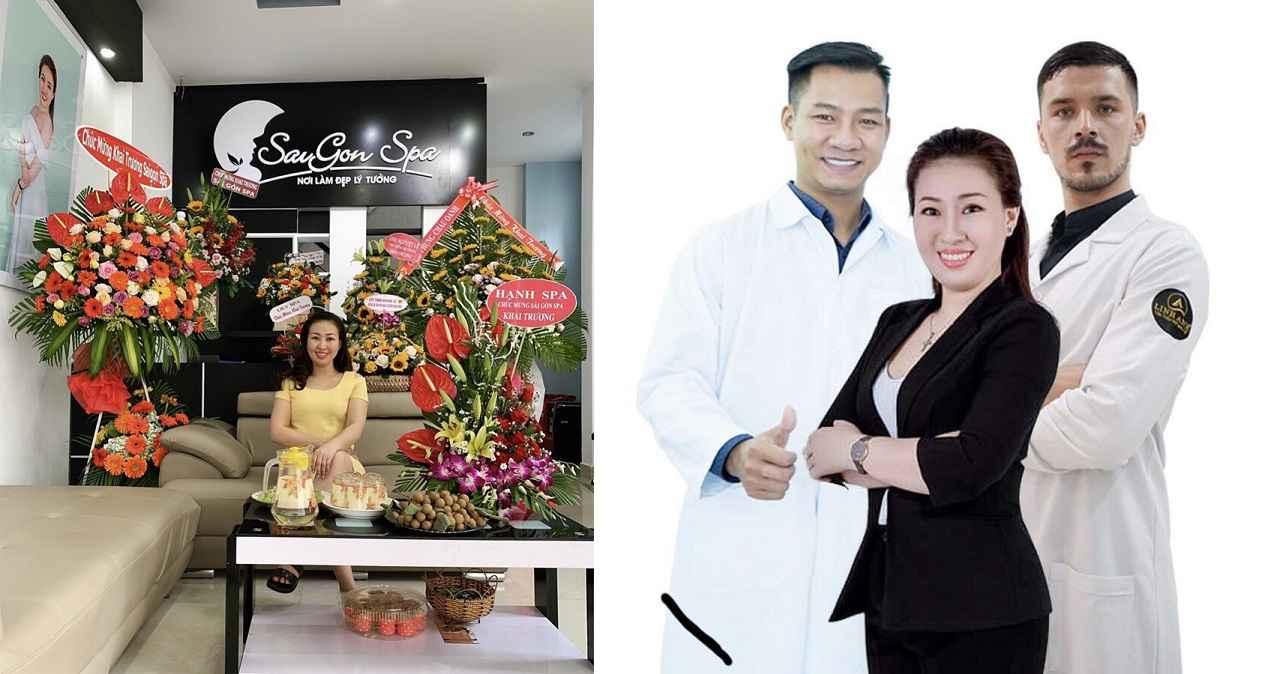 Spa chuyên chăm sóc sắc đẹp ở Vũng Tàu