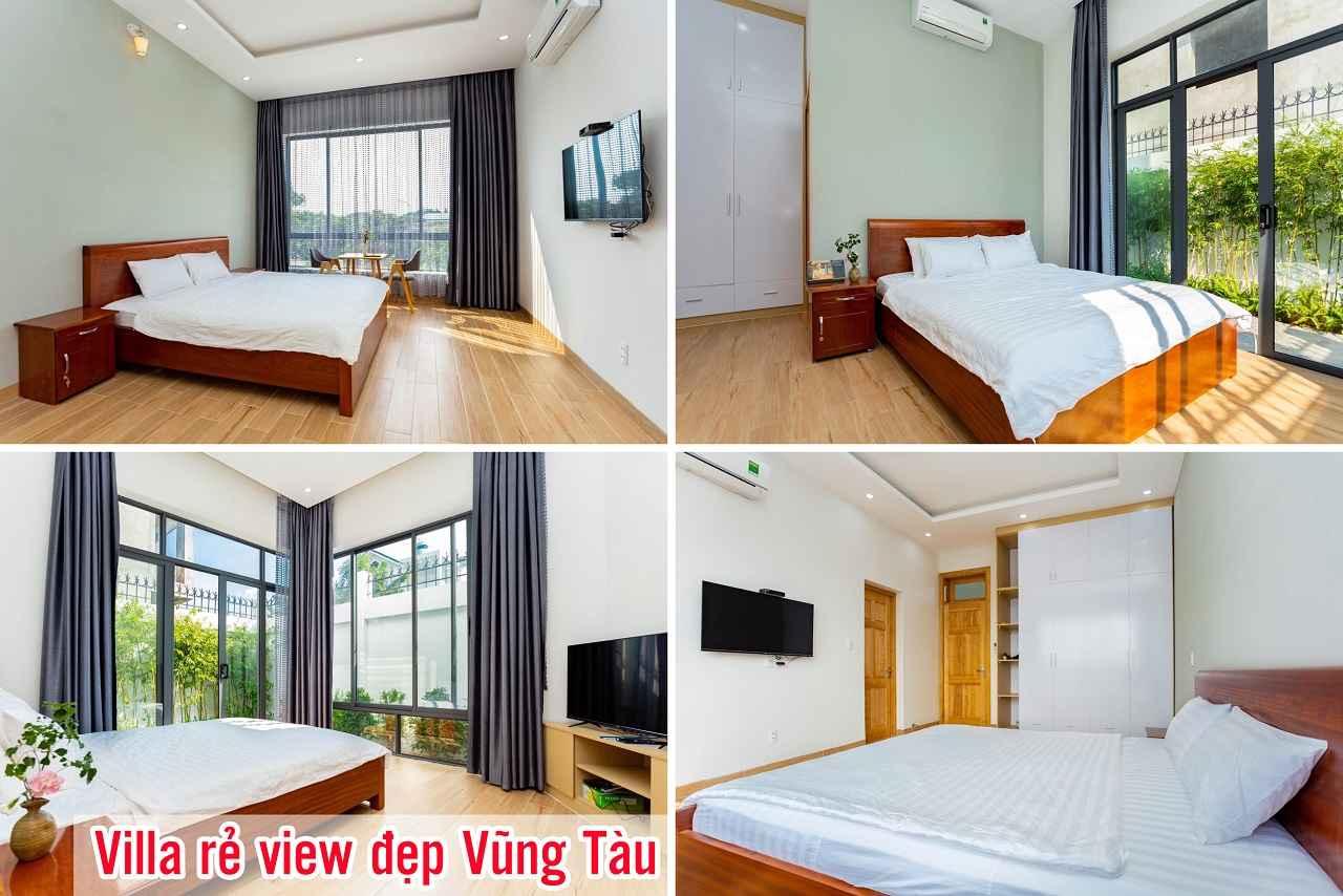Villa rẻ view đẹp Vũng Tàu