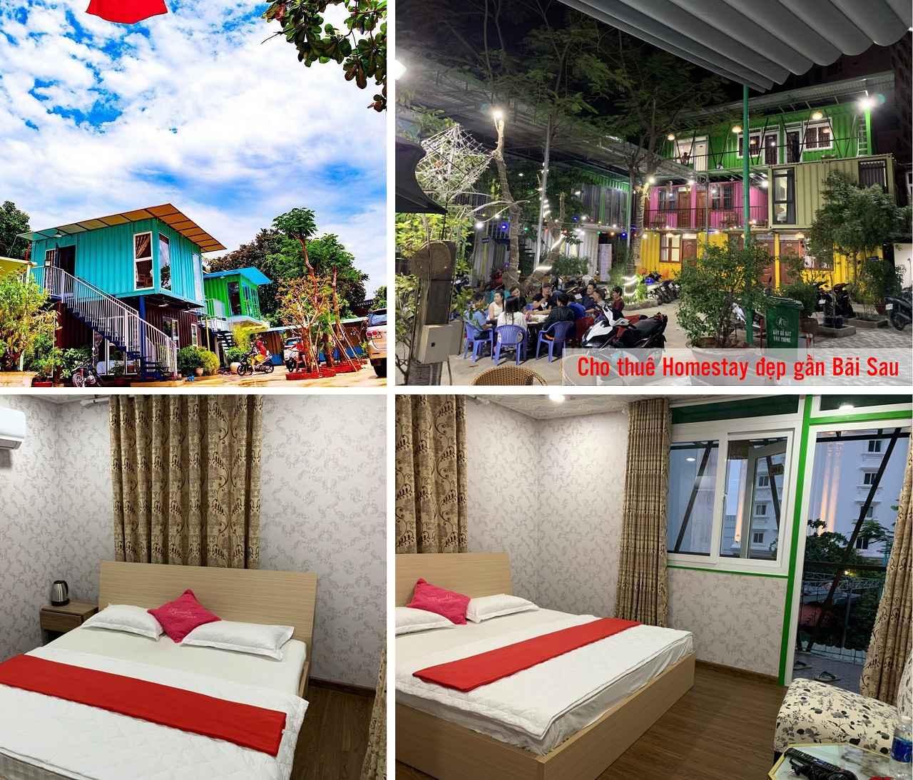 Cho thuê Homestay view đẹp Vũng Tàu