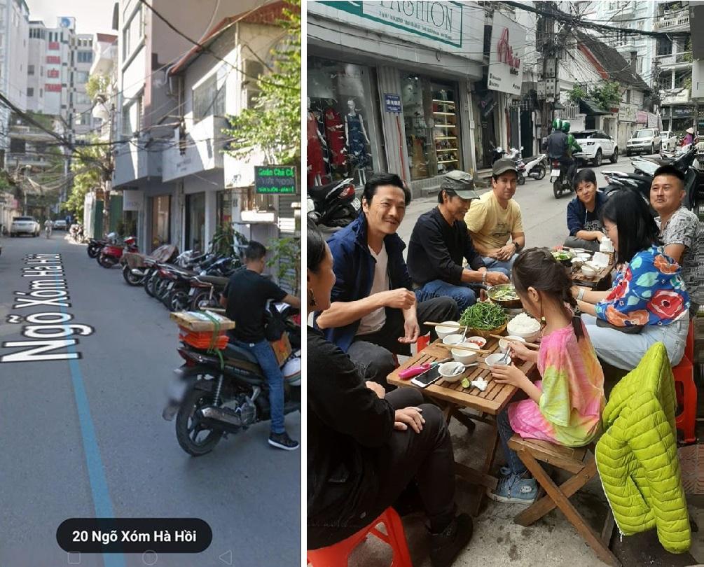 20 Xóm Hạ Hồi, Hà Nội