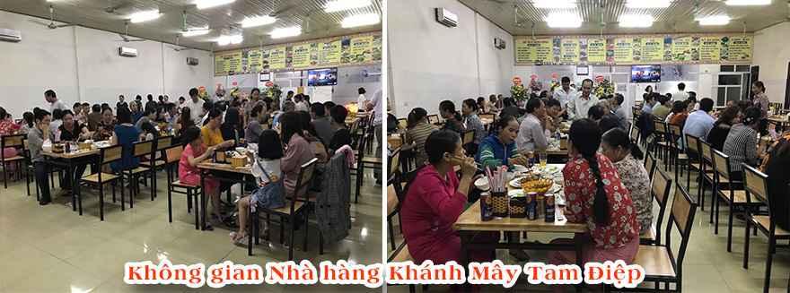 Nhà hàng dê núi ngon ở Ninh Bình