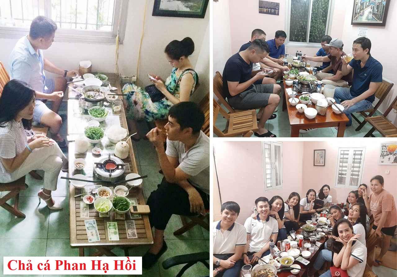 Quán chả cá lăng ngon Hà Nội