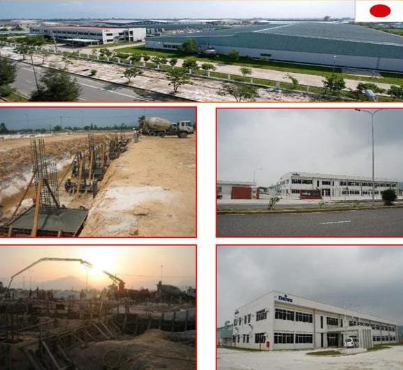 Nhà máy sản xuất cần câu cá Daiwa
