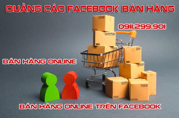 Quảng cáo Facebook bán hàng Online