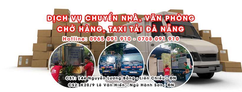 Taxi tải Đà Nẵng - Chở hàng Đà Nẵng