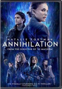 Phim Annihilation – Vùng hủy diệt (2018)