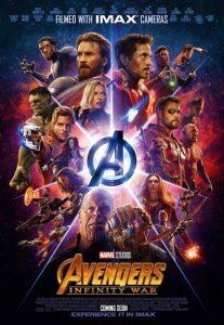 Phim Avengers: Infinity War – Advengers: Cuộc chiến vô cực ( 2018)
