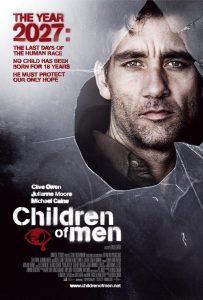 Phim Children of Men – Đứa con của loài người (2006)