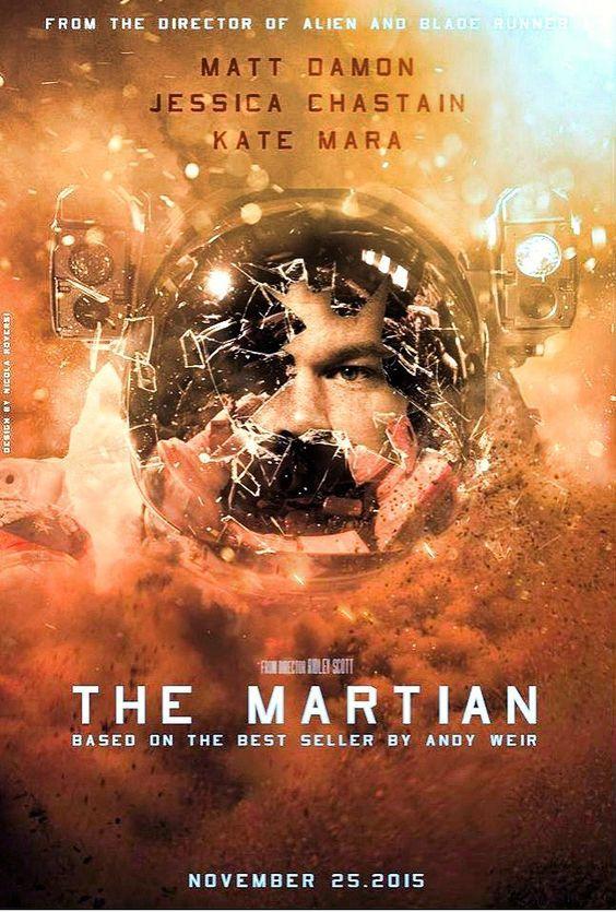 Phim The Martian – Người về từ sao hỏa (2015)