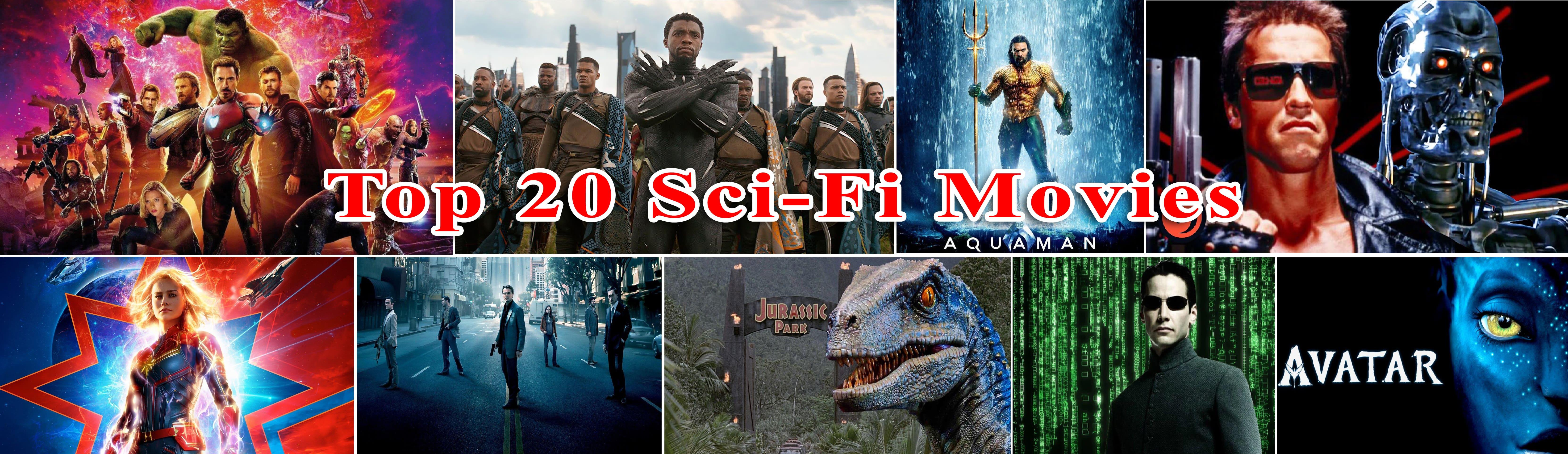 Top 20 Sci-Fi Movies