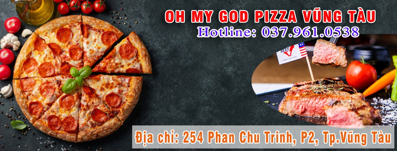Pizza Restaurant in Vung Tau