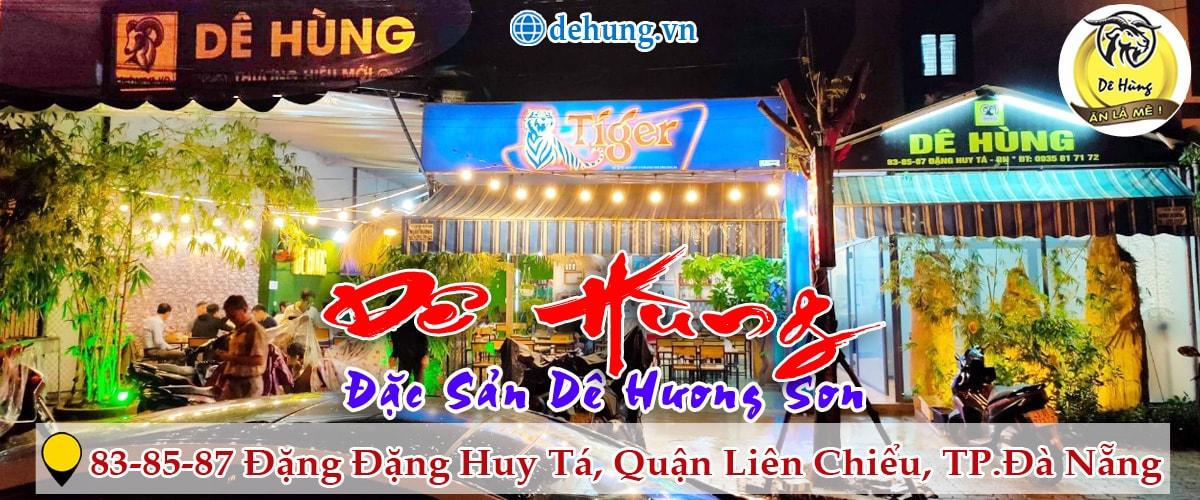 Quán dê tươi Đà Nẵng