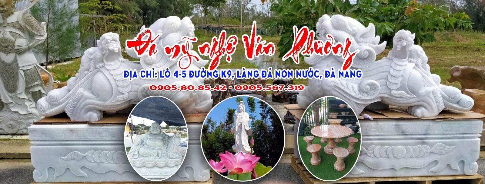 Cơ sở điêu khắc đá mỹ nghệ uy tín Đà Nẵng