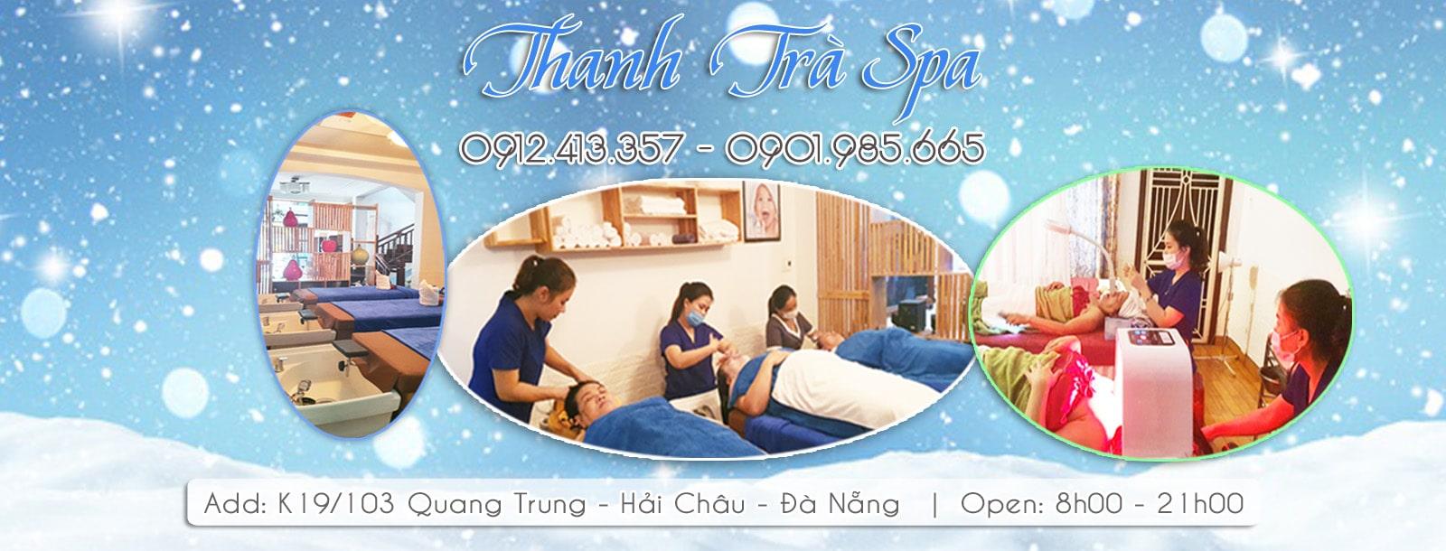 Thanh trà Spa Đà Nẵng