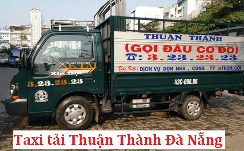 xe tải Thuận Thành Đà Nẵng