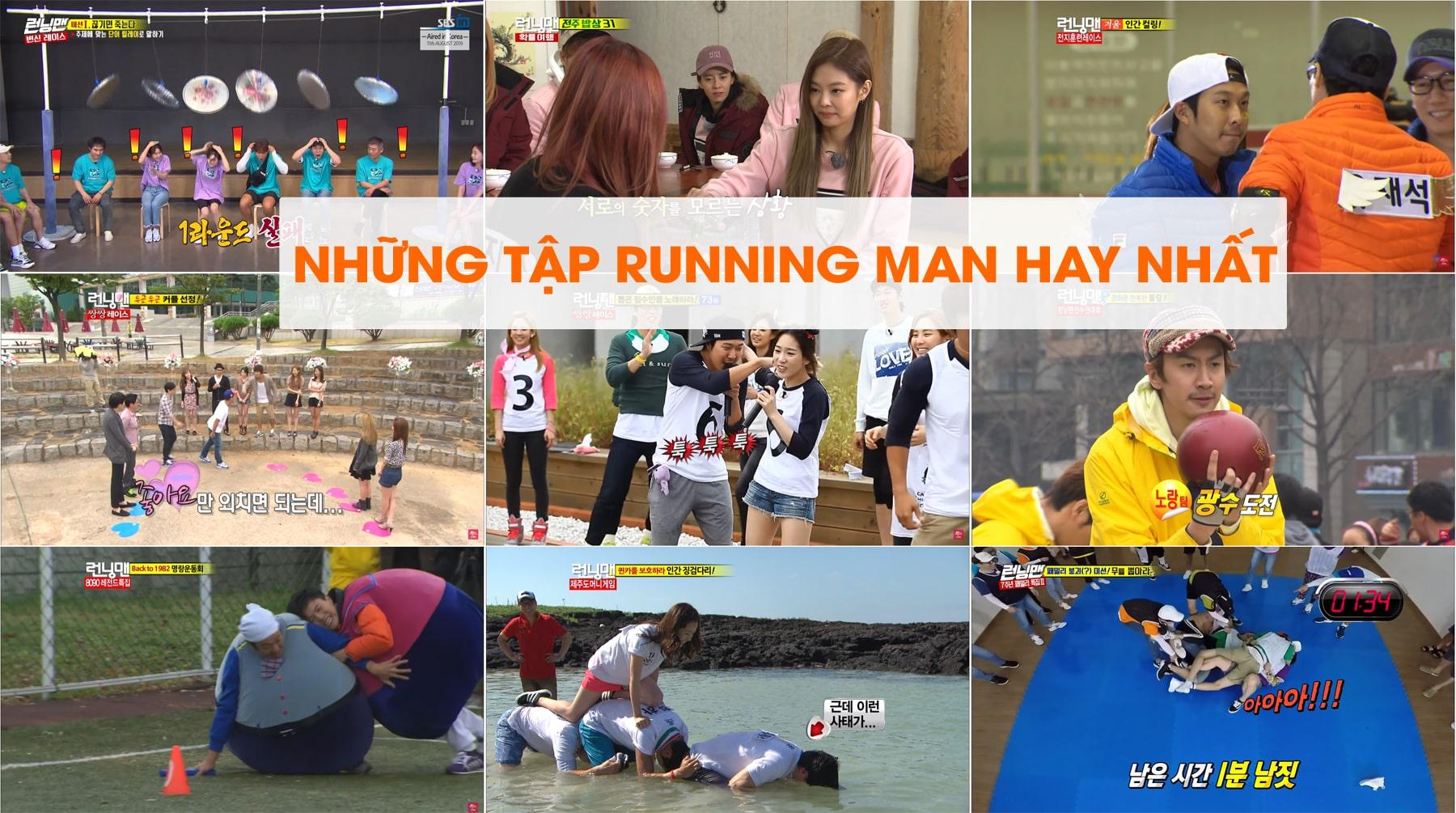 top-nhung-tap-runingman-hay-nhat