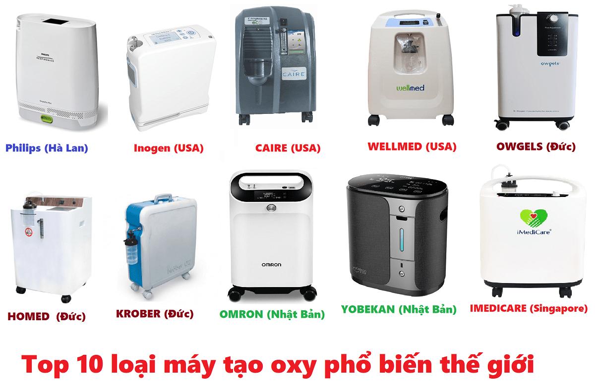 10-loai-may-tao-oxy-pho-bien